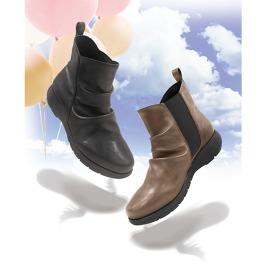 ラックラック 履いて歩いて全身運動! 引き締まった身体を目指す 空飛ぶやわらか ストレッチブーツ