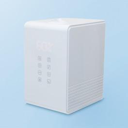 上部給水型で給水簡単! ハイブリッド加湿器 LSH−605