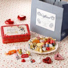 カファレル チョコレートボックス <フラテッローネ缶>