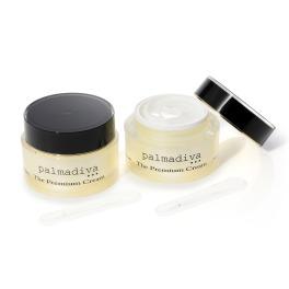 パルマディーバ 国産ヒト由来幹細胞エキス配合 先進美容成分で潤い素肌! ザ プレミアムクリーム 2個セット