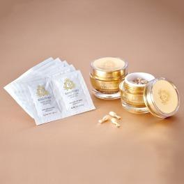 ビュートリー ハリツヤで話題のレチノール配合 夜用カプセル美容液 セラム・ド・ヌイ 乾燥対策保湿ケア 特別セット