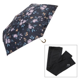 ニフティカラーズ 晴雨兼用折りたたみ傘&UVカットアームカバー