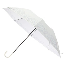 マブ パッと開いてスッと閉じる 遮光&遮熱 折りたたみジャンプ傘 ヒートカットプラス (晴雨兼用)