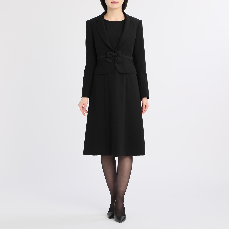 661adc29b00f2 ニュイ ブラックフォーマル アンサンブル ファッション フォーマルウェア ...