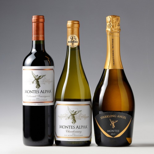 エノテカ厳選モンテス 天使のワイン3本セット