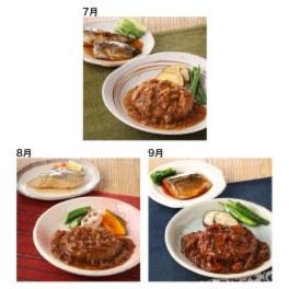 「賛否両論」笠原将弘 ハンバーグと魚惣菜のこだわり3ヶ月頒布会