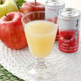 青森県産 りんごの密閉搾りジュース <30缶セット>