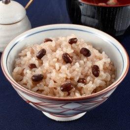 新潟県村松産 特別栽培米使用 もち屋の赤飯