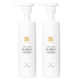 チェンジ ブランドデビュー20周年 濃密潤い泡洗顔 バブルウォッシュ 2本セット