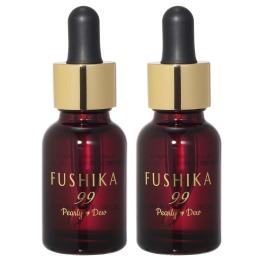 パーリーデュー 国産不死化ヒト歯髄幹細胞 順化培養液配合 本気でハリとツヤを目指す FUSHIKA99 夜用濃密エッセンスパック 2本セット