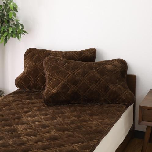 あったかマジカルドライ 除湿・消臭 枕パッド同色2枚組