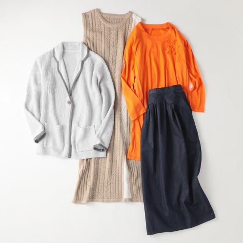 ピファティル ファッションアイテム 福袋4点セット