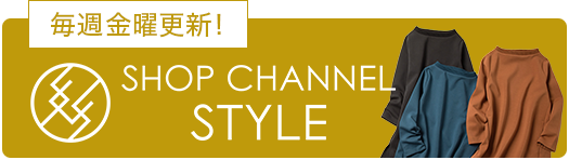 ShopChannelStyle