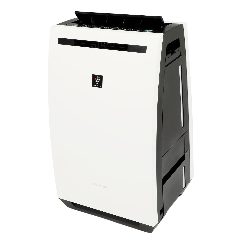 シャープ 除湿 加湿 空気清浄 衣類乾燥ができる1台4役 高濃度プラズマクラスター 7000搭載 除加湿空気清浄機 kc hd70 ショップチャンネル